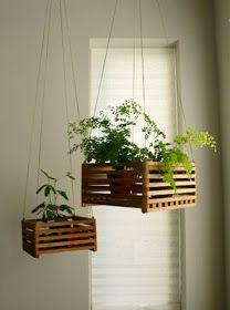 Fancy Schmancy: DIY Hanging Planter
