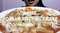 ASMR/COOKING Spicy Rice Cake with CHEESE ( Korean Ddeokbokki  떡볶이 EATING...