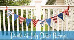Fourth of July Glitt...