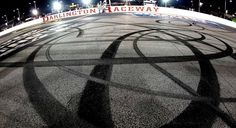 NASCAR To Discontinue Having Kids Rush Onto Track To Wipe Up Skid Marks During Races | The Onion - America's Finest News Source