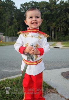 Шьем костюм принца мальчик 7 лет