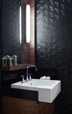 How Very Pinteresting! 8 Bathrooms to Inspire | Fireclay Tile Design and Inspiration Blog | Fireclay Tile