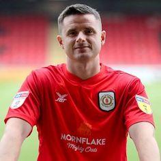 Eddie Nolan - Defender - First Team - Crewe Alexandra Crewe Alexandra, Number Six, Blackburn Rovers, Blackpool, One Team, Preston, Competition, Football, Club