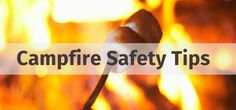 Did you know-- When you dispose the ashes from a campfire you should use a metal can? Even after two or three days, the ashes can still be hot enough to cause a fire. Home Safety, Safety Tips, Social Events, Three Days, Fire, Metal, Hot, Safety At Home, Metals