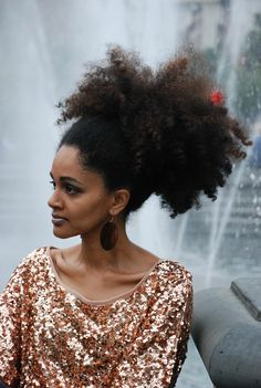 Urban Bush Babe Adey. Go to naturalhairsalonfinder.com to find a stylist for your natural hair.