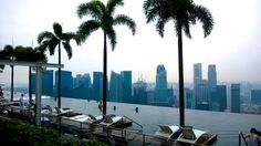 Singapore. Marina Bay Sands.