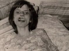 The 2005 film The Exorcism of Emily Rose was loosely based on the life—and untimely death—of a young woman named Anneliese Michel. Anneliese Michel, Emily Rose, Linda Blair, Creepiest Horror Movies, Scary Movies, Scary Gif, Creepy Horror, Chucky, Wicca