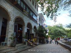 Village Makrinitsa in Mount Pelion Greece, Street View, Explore, Places, Lugares, Greek, Exploring
