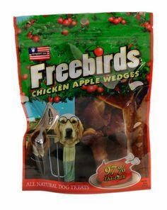 Freebirds Chicken Apple Wedges (6 oz)