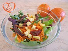 Insalata misticanza con carote e pomodori secchi http://www.cuocaperpassione.it/ricetta/b1391f4c-9f72-6375-b10c-ff0000780917/Insalata_misticanza_con_carote_e_pomodori_secchi