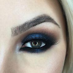 Anastasia Shadow Couture navy blue