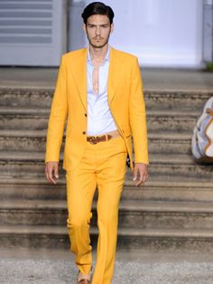 Yellow trend - 2012 YES PLEASE