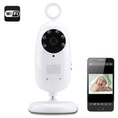 Wi-Fi Camera Baby Monitor #Baby