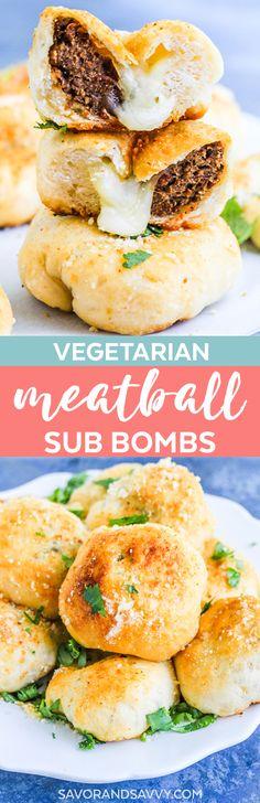Vegetarian Meatball