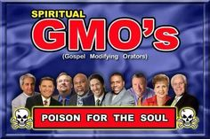 These false teachers will tickle your ears, and lead you with themselves straight to hell.