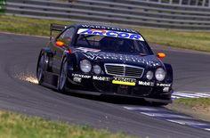 Mercedes-Benz CLK Warsteiner AMG 2001 DTM Uwe Alzen #motorsport #racing #touring…