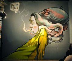 Etam Cru - Street Artist