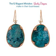 The 12 Biggest Mistakes Jewelry Designers Make in Business | Handmadeology