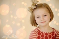 DIY: Create Your Own Holiday Background for Pictures - MoneySavingQueen - November 2011