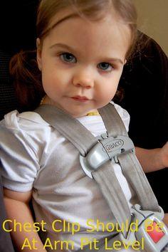 It seems logical to think that buckling a car seat should be just as simple as buckling an adult seat belt; snap in and go. However, there's more to it with car seats. Car seats are particular about how they are buckled. -  How to Properly Buckle a Car Seat