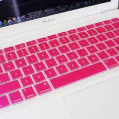 Pink keyboard!! I want