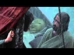 ▶ JESUS (English) Jesus Calms the Storm - YouTube - To be used with ocean in a bottle