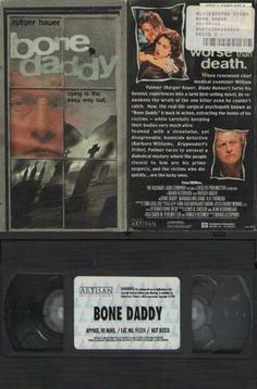 """When renowned chief medical examiner William Palmer (Hauer) turns his forensic experiences into a lurid best-selling novel, he reawakens the wrath of one killer even he couldn't catch. Now, the real-life surgical psychopath known as """"Bone Daddy"""" is back in action, extracting the bones of his victims--while carefully keeping their bodies very much alive. Teamed with a streetwise, yet disagreeable, homicide detective (Williams), Palmer races to unravel a diabolical mystery where the people…"""
