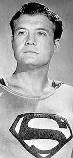 Famous Iowans - George Reeves | The Des Moines Register | DesMoinesRegister.com