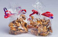 Make these candied sweet and salty nuts now for Christmas giving. Food Network Ina Garten, Food Network Recipes, Salted Nut Recipes, Popcorn Snacks, Holiday Snacks, Christmas Recipes, Christmas Ideas, Candied Nuts, Sweet And Salty