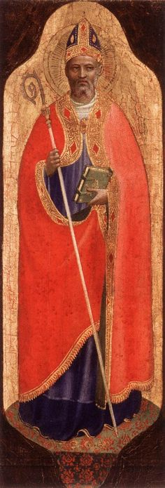 1424 - St. Nicholas of Bari - Fra Angelico