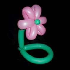 How to Make a Flower Balloon Hat: Finishing the Balloon Flower Hat