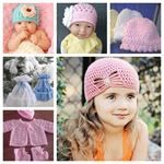 Wonderful 8 Free Patterns for knitted/ crochet Beanies   WonderfulDIY