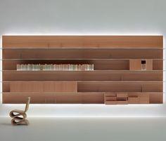 Системы хранения Wall | хранения-Стеллажи | Naos | Unifor. Check it out on Architonic
