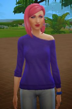 So I am playing the Sims Legacy Challenge now you can meet my Sim Sami Goings and see where her Legacy will lead us.