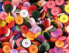 Use a button to keep earrings together while traveling | 14 Clever Travel Hacks To Make Your Trip Awesome