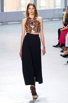 Proenza Schouler Spring 2014 Ready-to-Wear Collection