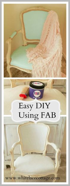 Fab Shabby Chic Master Bedroom Makeover - White Lace Cottage