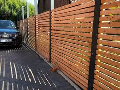 Buy finished garden fence or build (have) the fence yourself ? - Buy finished garden fence or build (have) the fence yourself? Fence Design, Garden Design, Building A Fence, Garden Fencing, Back Gardens, Beautiful Pictures, Things To Come, Backyard, Exterior