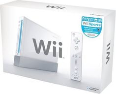Nintendo Wii Video Game Console White With Controllers And Cables Tested Wii Game Console, Nintendo Console, Video Game Console, Kirby Nintendo, Nintendo Switch, Video Games Xbox, Wii Games, Consoles, Colors
