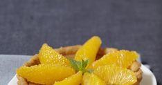 Tartelettes orange, chocolat et cannelle