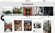 Revert to Old Pinterest look with this simple bookmarklet