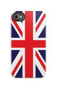 Union Jack Phone Case!