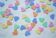 """""""Conversation Hearts"""" 