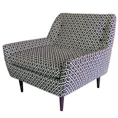 Mid Century Lounge Chair from TREBOR/NEVETS for $1595.00