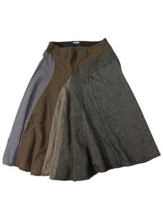 upcycled swirly skirt. WEB SHOP - KAPITAL skirt, sew, cloth, shops