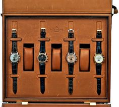 Patek Philippe Set of Four 3970 Watches.....SICK collection!!!