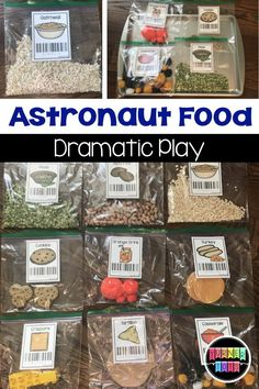 Blast off with these space-themed activities! This unit includes book recommendations, literacy and math centers and activities, and dramatic play. Dramatic Play Area, Dramatic Play Centers, Camping Dramatic Play, Play Based Learning, Learning Through Play, Space Theme Preschool, Planets Preschool, Space Classroom, Role Play Areas