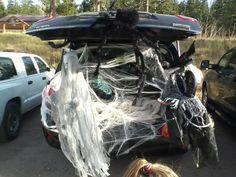 trunk or treat decorating ideas   Trunk or Treat ideas   Halloween Ideas