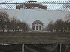 Around Roanoke, VA (A Daily Photo Blog): University of Virginia & The Rotunda