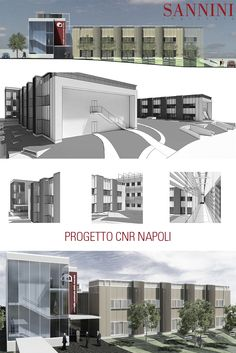 """Nuovo """"Polo Tecnologico"""" del Consiglio Nazionale delle Ricerche (CNR) in Napoli Lo studio GSA, Arch. Giancarlo Scognamiglio  ha pensato al cotto Sannini ..... http://www.sannini.it/news-single-018.html     #architecture #naples #napoli #studiojb   New """" Technological Center"""" of National Research Council (CNR) in Naples The architect Studio GSA, Arch. Giancarlo Scognamiglio  thought about Cotto Sannini  ..... http://www.sannini.it/news-single-018-en.html"""